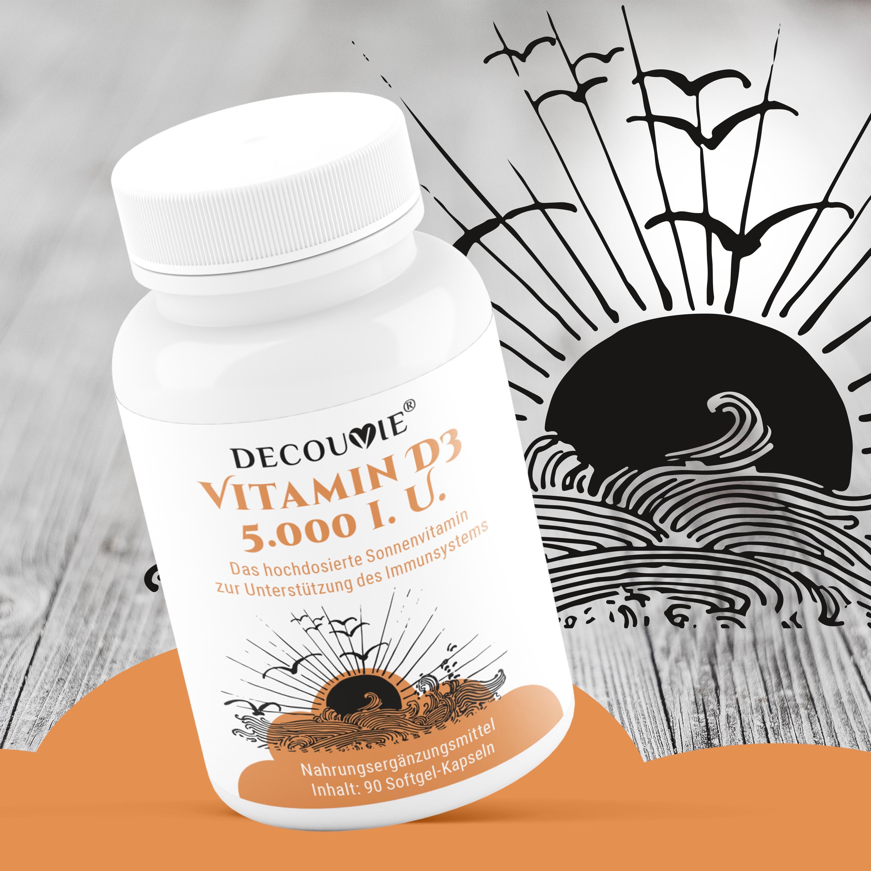 Vitamin D3 5.000 i.U.